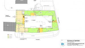 In Gymnich entsteht eine Tagespflegeeinrichtung mit barrierefreien Wohnungen