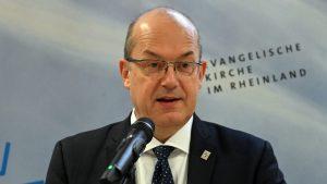 Oberkirchenrat Baucks: Folgen der Corona-Pandemie führen zu Einbruch bei Kirchensteuern