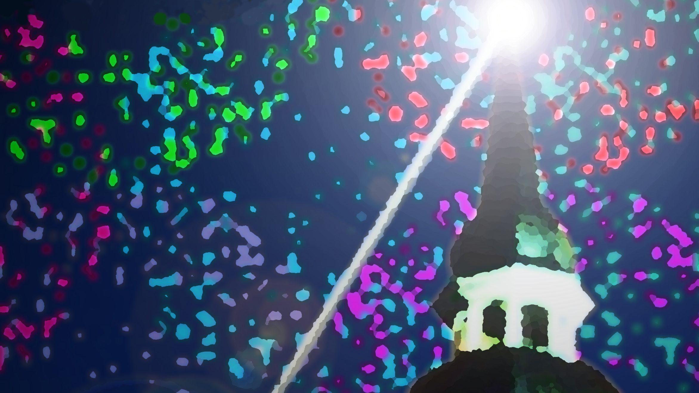 Musikalischen Fensterandacht am Neujahrstag von 17.00-17.30 Uhr an der Gnadenkirche in Bergisch Gladbach