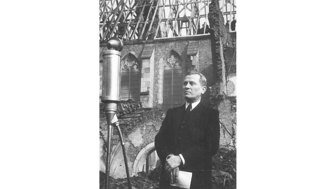 125 Jahre Hans Encke – Archivale des Monats Januar 2021
