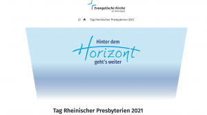 Tag Rheinischer Presbyterien 2021, Schnupper-Termin am 4. März