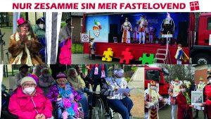 Kölner Dreigestirn bringt Karneval nach Michaelshoven