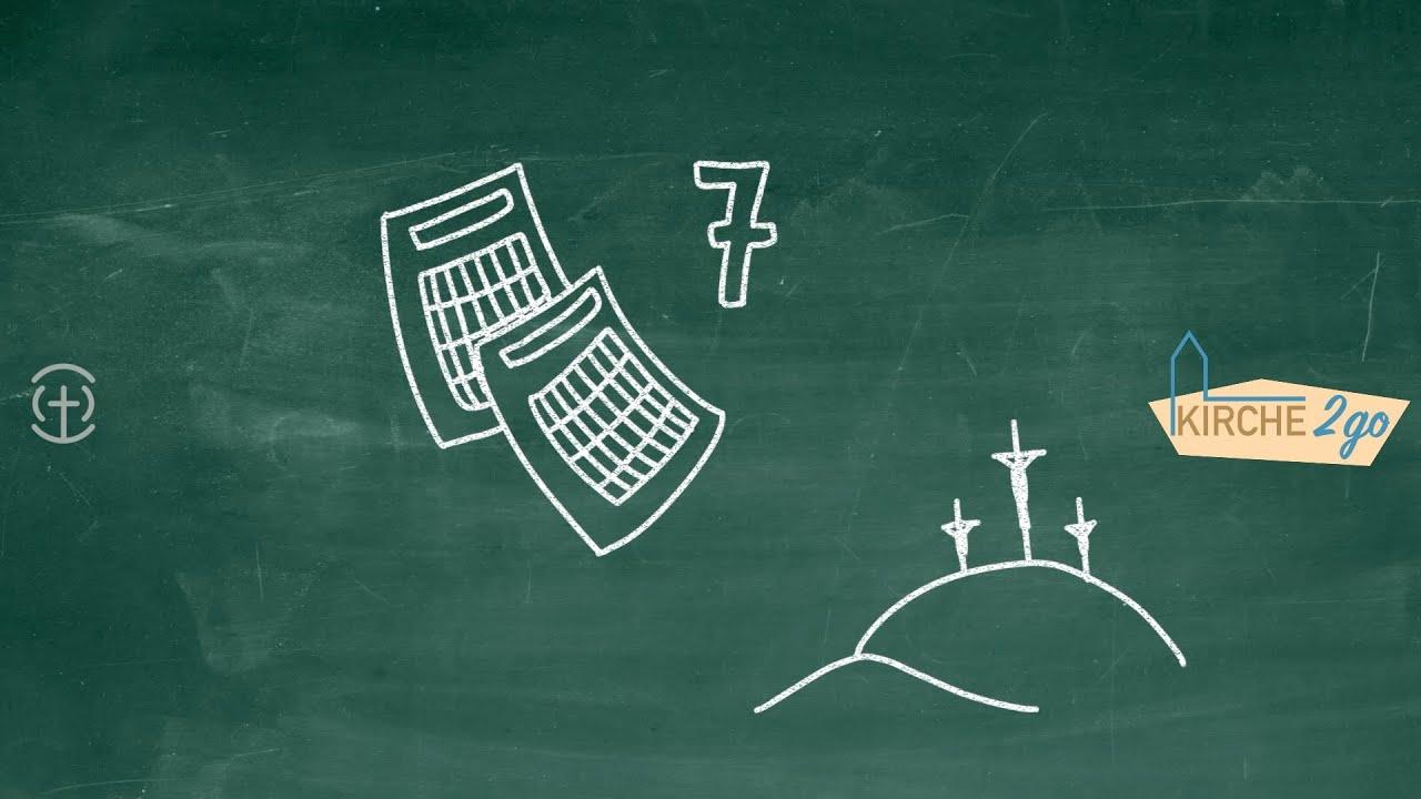 Kirche2go fragt: Was ist die Passionszeit?