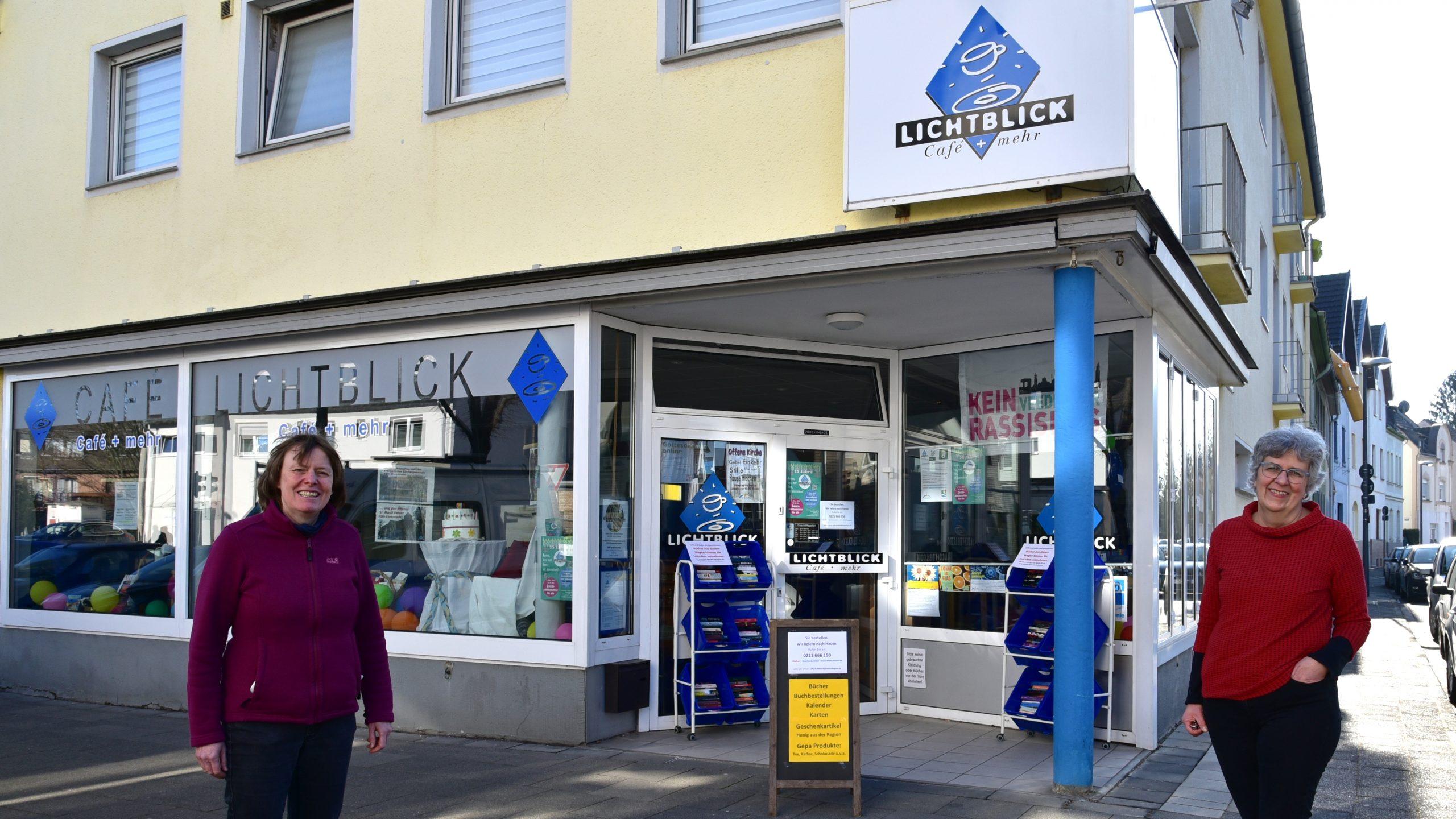 """25 Jahre ökumenische Begegnungsstätte """"Lichtblick – Café + mehr"""" in Köln-Stammheim"""