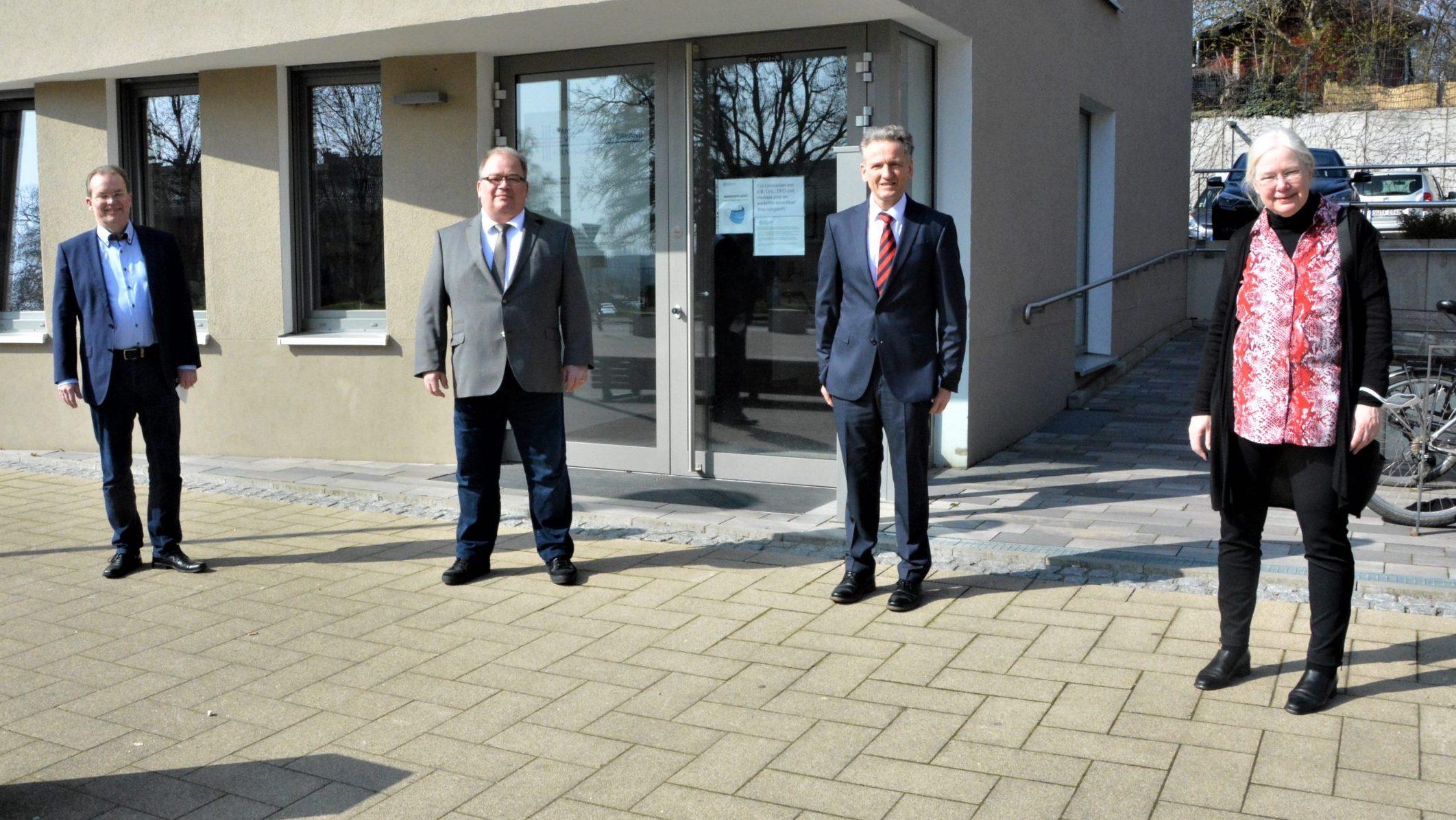 Geschäftsführer tritt nach 46 Jahren in den Ruhestand – Abschied von Rolf Hintsch im Verwaltungsverband Köln-Süd/Mitte