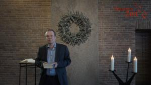 """""""Dir zu Liebe"""" Stadtsuperintendent Bernhard Seiger zur Passionszeit 2021"""