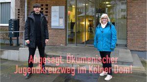 Ökumenischer Kölner Jugendkreuzweg, Stationenandacht zur Passionsion und Kreativnachmittag für Kinder ab 6 Jahren