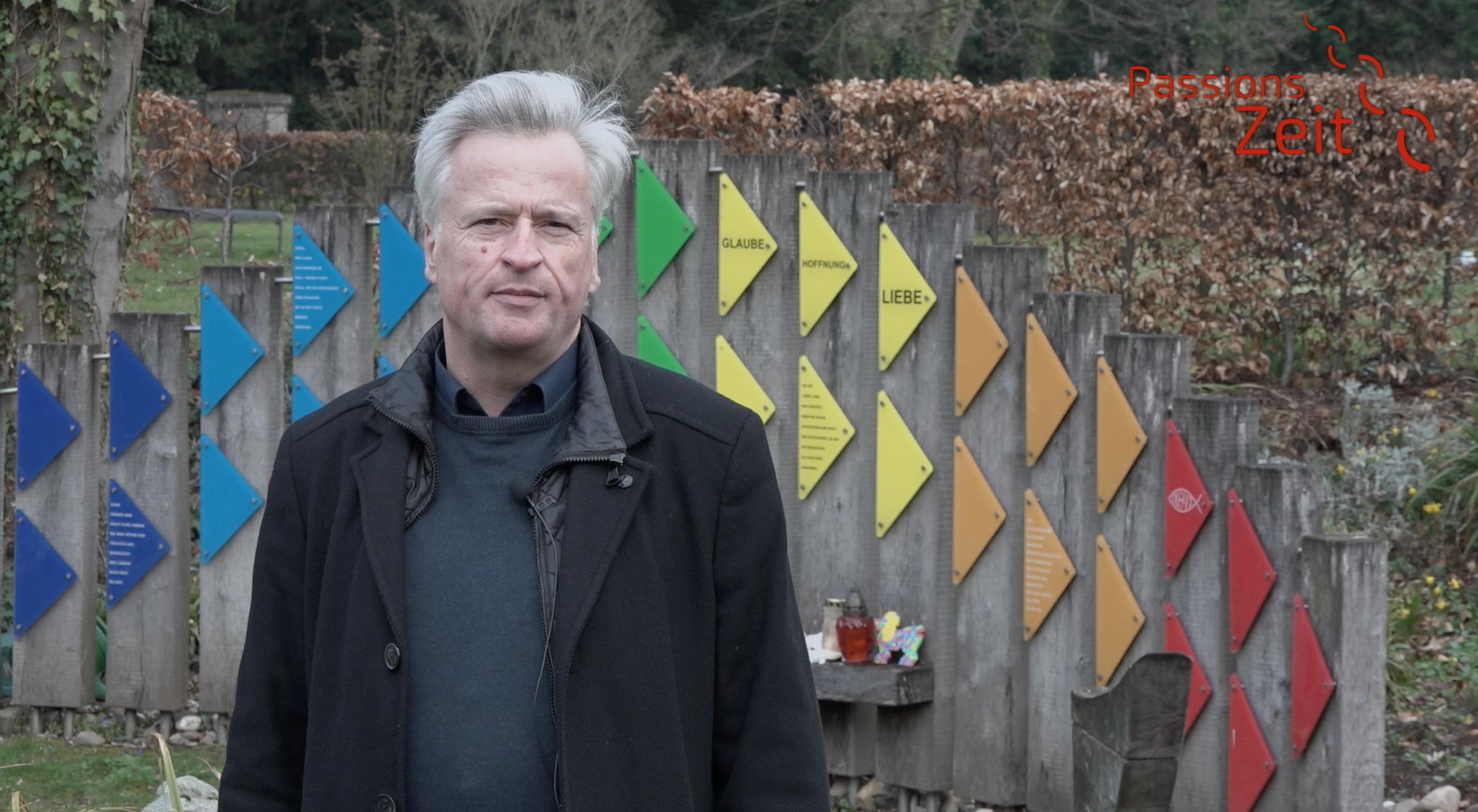 Orte der Zuversicht – Superintendent Markus Zimmermann zur Passionszeit