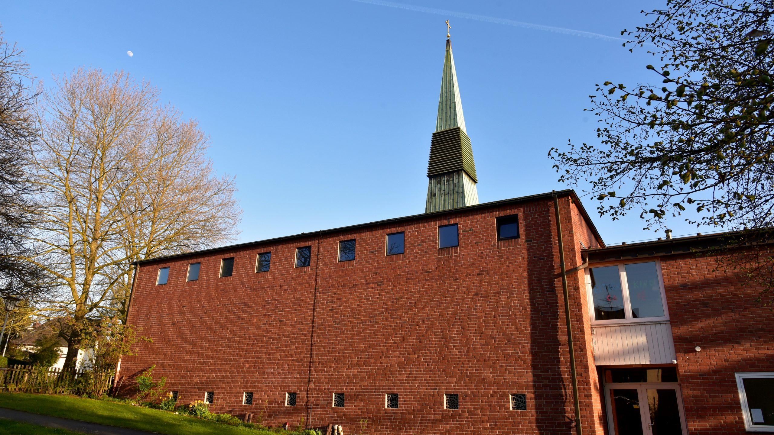 Evangelische Kirche Zum Frieden Gottes in Bergisch Gladbach-Heidkamp ist unter Denkmalschutz gestellt