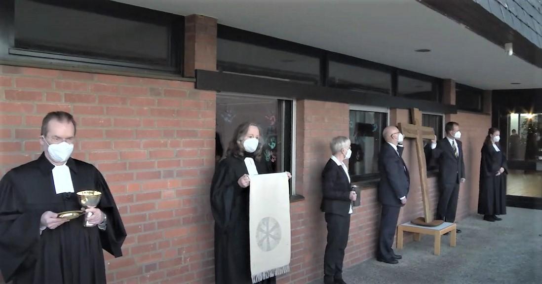 Bewegender Abschied von der Martin-Luther-Kirche in Walberberg