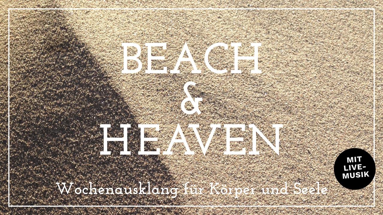 Beach & Heaven – Wochenausklang für Körper und Seele