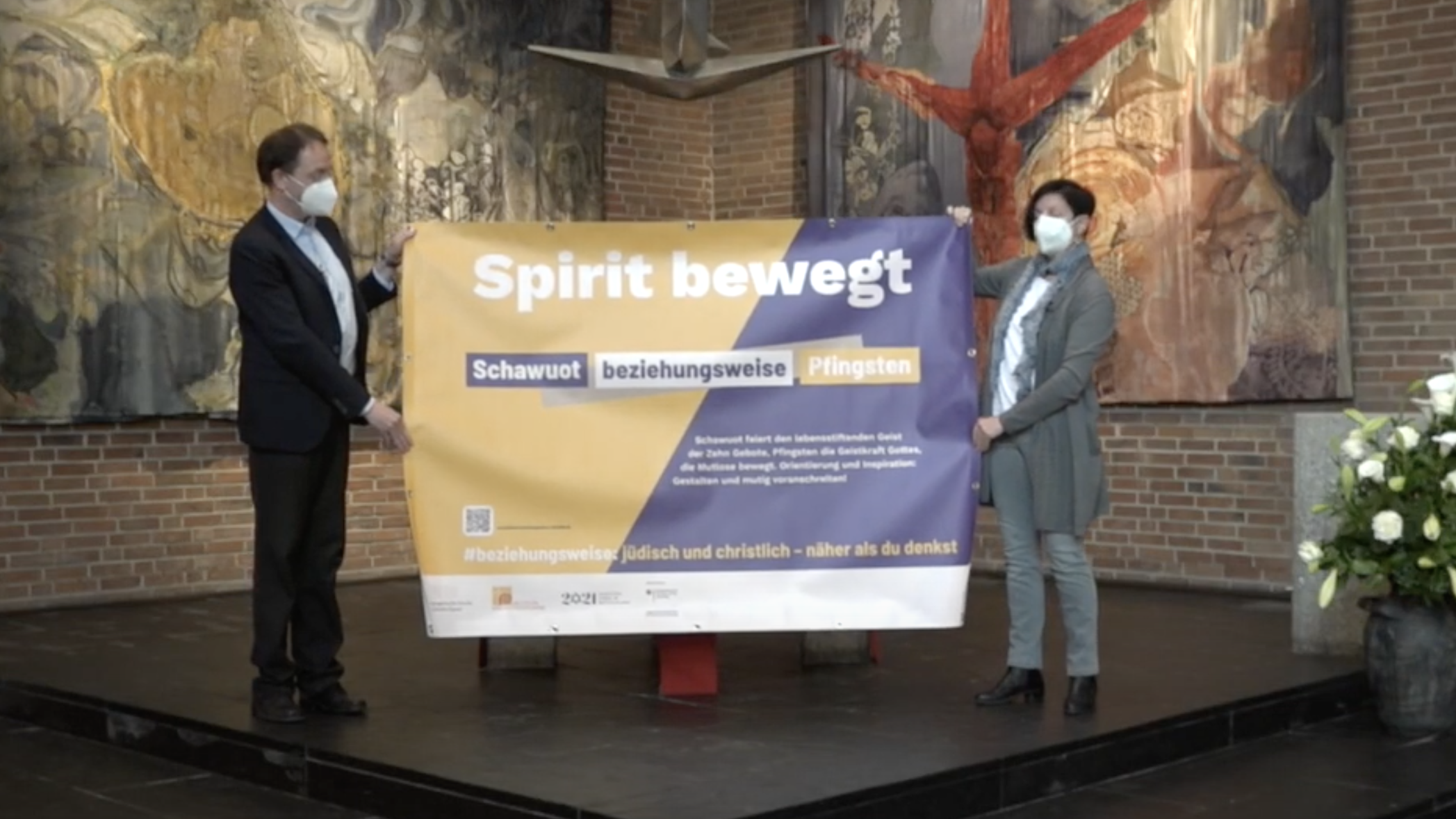 """""""Wir sind als Synode an der Seite der jüdischen Mitmenschen"""" – Nachrichten von der Frühjahrssynode 2021 des Kirchenkreises Köln-Süd"""