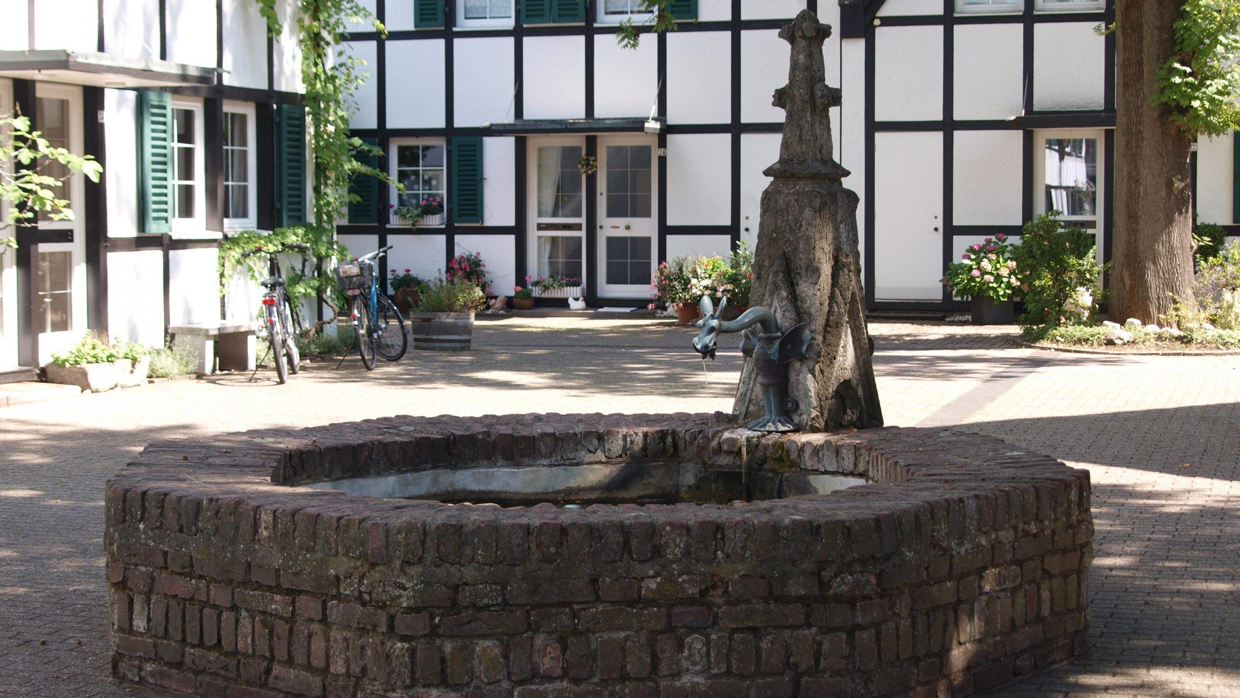 Sürth: Pfarrer Warnecke lädt auf den Stadtteil-Pilgerweg ein