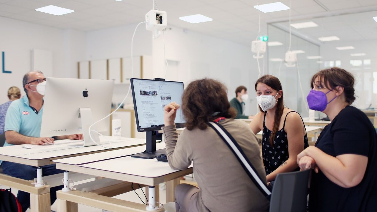 Let's get digital – PIKSL Labor Köln eröffnet