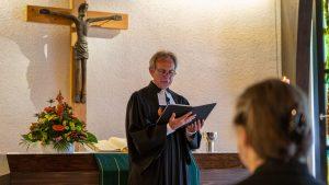 """""""Richtig, aber nicht leicht"""" – Evangelische Kirchengemeinde Brühl entwidmet die Thomaskirche in Meschenich"""