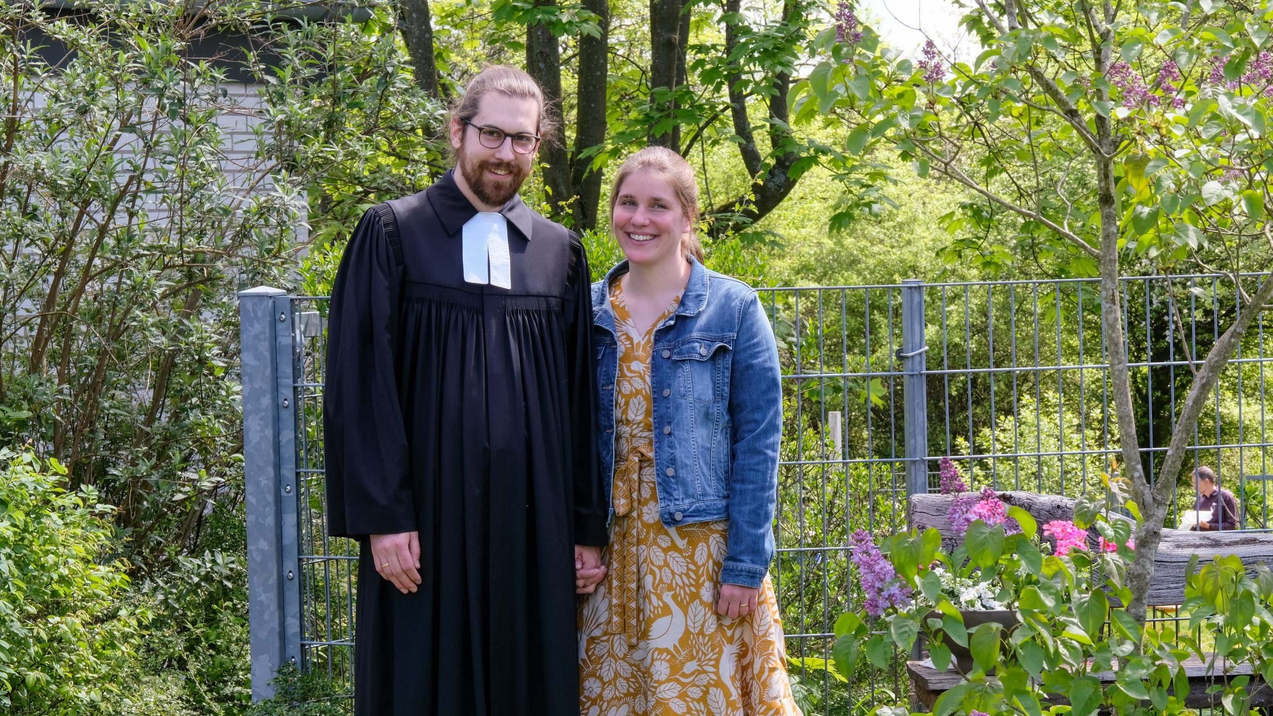 Pfarrer Samuel Dörr: Im Bergischen Wurzeln schlagen