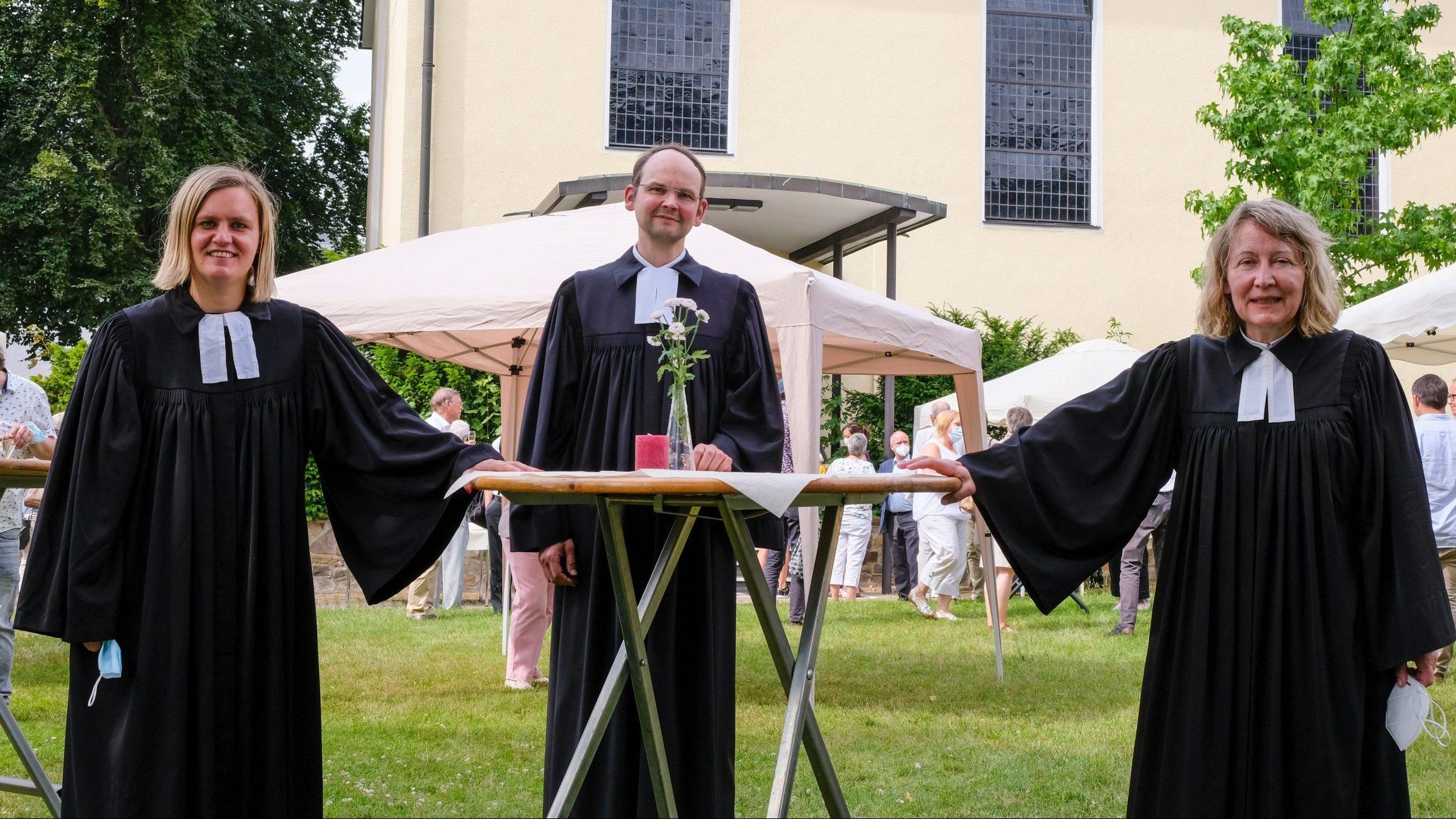 Florian Hankwitz neuer Pfarrer in Köln Kalk-Humboldt