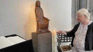 Für die Opfer der Hochwasserkatastrophe 2021 – Zentraler Gedenkort in der Kölner Antoniterkirche