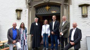 Gottesdienst zum Schuljahresbeginn des Evangelischen Schulreferates und Pfarramtes für Berufskollegs thematisiert die Hoffnung