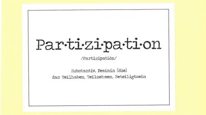 Partizipation: Fachtag mit Jugendlichen, Ehrenamtlichen und Hauptamtlichen