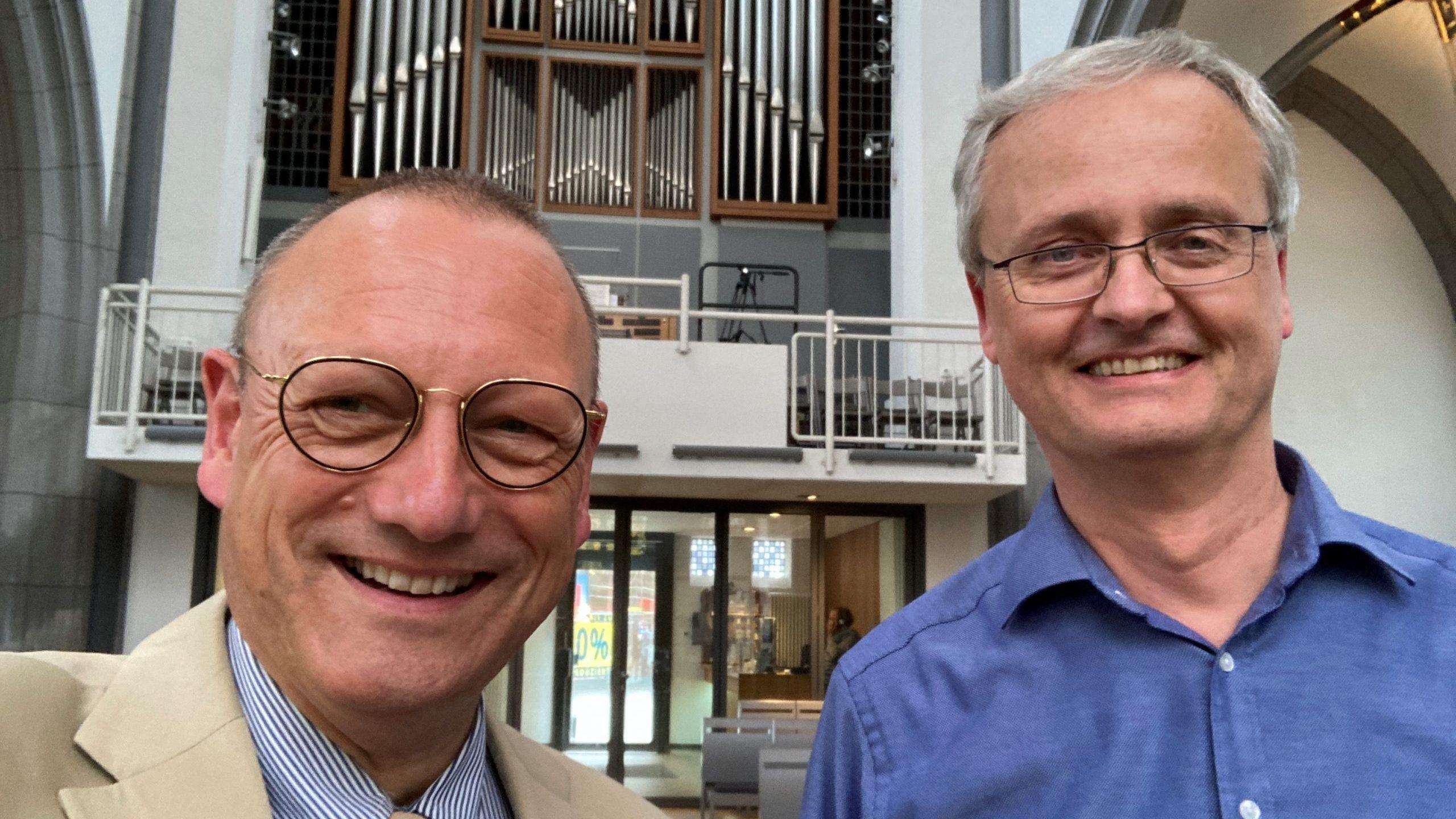 """""""3-2-1…Orgel"""" – Ökumenisches Kirchenmusikfestival im September in Köln"""
