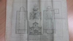 Eine Basilika zu Köln – Archivale des Monats August