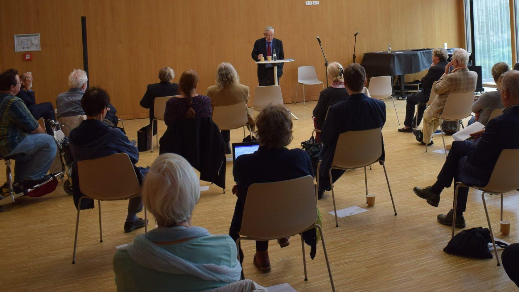 Die Ökumene prägte sein Leben: Symposium im Citykirchenzentrum thematisiert das Wirken Philip Potters