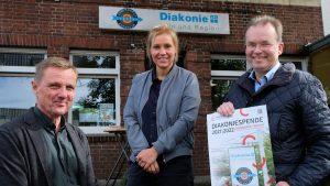 Mobil, flexibel und im Stadtteil präsent – Diakoniespende 2021/2022 für das Jugendhaus TREFFER