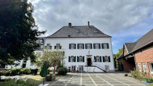 Tag des offenen Denkmals im Gut Fronhof in Köln-Worringen