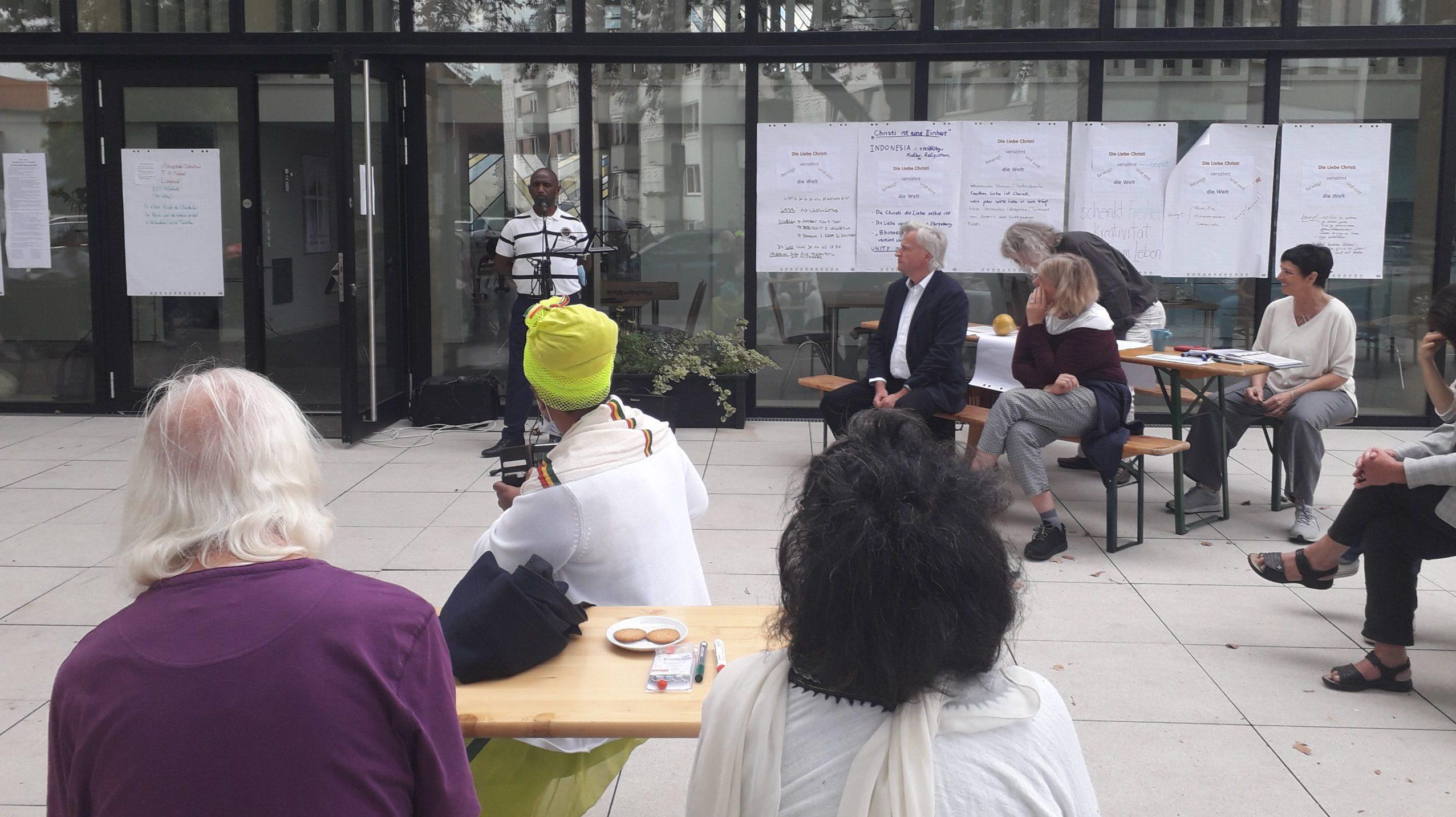 """""""Ökumene ist bunt"""" – Treffen vieler internationaler Kirchen in Köln-Bickendorf"""