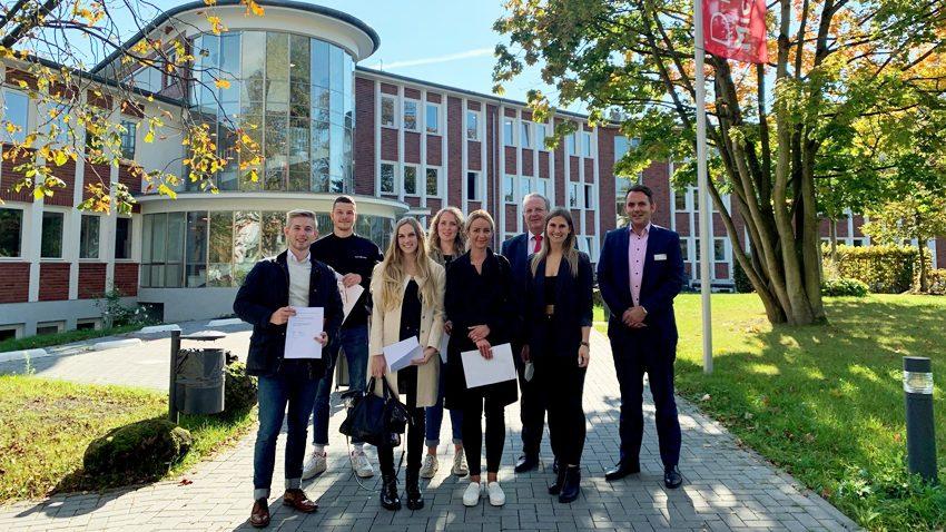 """""""Gründung eines Ambulanten Pflegedienstes"""" – Studierende der TH Köln entwerfen Konzepte mit innovativen Ideen"""
