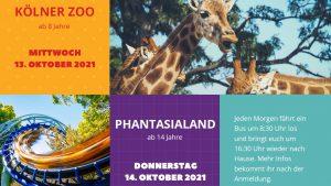 Kostenloses Ferienprogramm für Kinder und Jugendliche aus Erftstadt